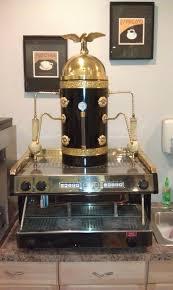 Wanted Large Antique Vintage Copper Espresso Machine Imag0734