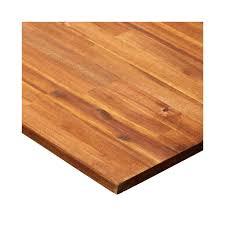 massivholzplatte akazie geölt 2400 x 600 x 26 mm ǀ toom