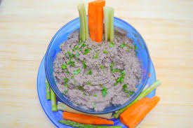 chicken liver pate with bacon and horseradish mind oasis