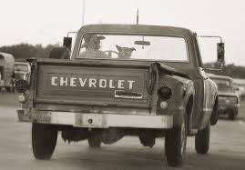 100 Best Old Trucks Riding With His Best Friend Remember When Chevy