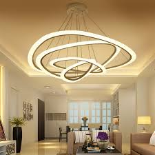 pendelle led design hänge leuchten ess wohn zimmer len