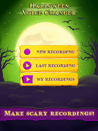 Best Halloween Voice Changer by Halloween Voice Changer Scary Audio Prank On The App Store