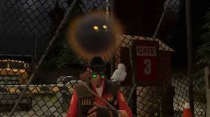 Halloween Spells Tf2 Footprints by Tf2 Unusual Stare From Beyond Letch U0027s Led Youtube
