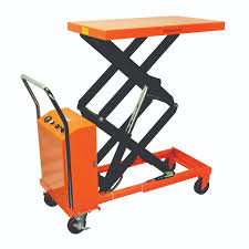 100 Hydraulic Hand Truck Electric Table 770 Lb ETF35