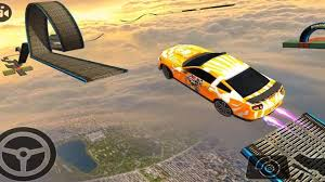 Impossible Stunt Car Tracks 3D (by Tech 3D Games Studios) Android ...