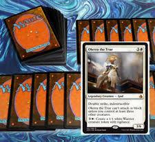 mtg deck standard standard player built magic the gathering decks in ebay