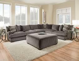 1600 – Ultimate Smoke Sectional – American Furniture Manufacturing