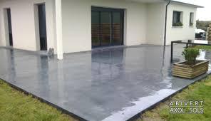 enduit beton cire exterieur beton sol exterieur sol et mur dco dallage bton et enduit