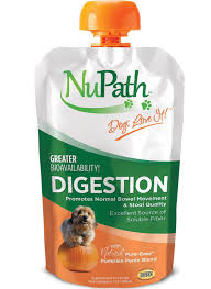 Pumpkin Causes Dog Diarrhea by Amazon Com Nupath Digestion Pumpkin Supplement For Dogs Rich In