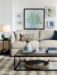 Crate And Barrel Slim Desk Lamp by Lounge Ii 83 Sofa Shown In Stock Fabric Taft Cement Also
