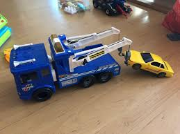 100 Used Tow Trucks Truck Babies Kids Toys Walkers On Carousell