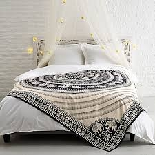Bed Bath And Beyond Couch Covers by Shanti Tapestry In Cream Bed Bath U0026 Beyond