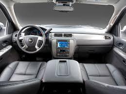 Interior Chevrolet Avalanche Z71 GMT900 2007–12