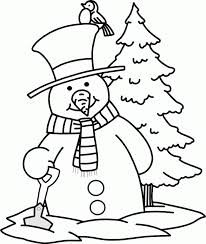 Medium Size Of Coloring Pagesnowman Color Sheet New Picture Free Printable Pages Page