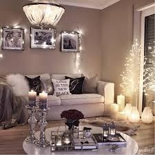Winter Living Room Inspiration