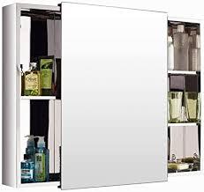 de edelstahl badezimmerspiegelschrank