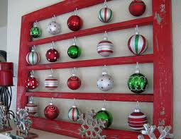 Ornament Display Tree With