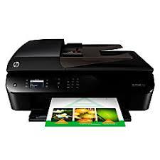 HP ficejet 4630 Wireless Color Inkjet e All In e Printer by