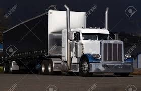 White And Blue Classic Semi Truck With Black Trailer On The Dark ... Alaharma Finland August 12 2016 Image Photo Bigstock Classic Semi Truck Classic Trucks Pinterest Semi Stepping Stone 1940 Chevrolet Truck Autocar Duel Youtube White Color And Trailer With Chrome Standig Intertional For Sale On Classiccarscom Large Popular With Chrome Accents Highway 2005 Freightliner Fld132 Xl Item D2395 1956 Mack B61 Trucks Trailers 1 Photos Of Old Kenworth The Best Big Rigs Classics Autotrader