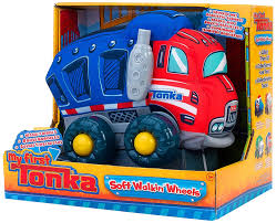Soft Tonka Trucks Toys: Buy Online From Fishpond.co.nz Tonka Big Soft School Bus Toy 2002 Hasbro Truck Sounds My Ebay Trucks Buy Online From Fishpondcomfj 11 Tonka Chuck And Friends Wheel Pals Cars Mini Vehicles Toyota Hilux Transformed Into Truck Behind The Chuck And Friends Highway Fleet Toys Games 8 Pc Lot Hasbro Playskool Rubber Body Plastic Ford F750 Dump Official Pictures Specs Digital Early Cab Pickup 60s V Rare Nmint 100 70cm 4x4 Off Road Hauler With Dirt Bikes Toughest Mighty Handle Color May Vary At Low