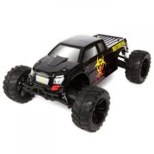 Force RC Outbreak RTR: 1/10 4WD Monster Truck Black | TowerHobbies.com