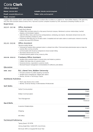 Office Assistant Resume: Sample & Complete Guide [+20 Examples] Cash Office Associate Resume Samples Velvet Jobs Assistant Sample Complete Guide 20 Examples Assistant New Fice Skills Inspirational Administrator Narko24com For Secretary Receptionist Rumes Skill List Example Soft Of In 19 To On For Businessmobilentractsco 78 Office Resume Sample Pdf Maizchicagocom Student You Will Never Believe These Bizarre Information