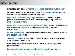 A Translational Innovation Forum Ppt A For Government In Accelerating Science Innovation T