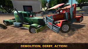 18 Wheeler Truck Crash Derby 1.0.0 APK Download - Android Simulation ...