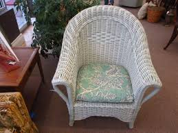 Used Pottery Barn Seagrass Chairs by Furniture Marvelous All Weather Wingback Chair Indoor Wicker