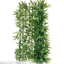 sichtschutz bambus blickschutz balkonschutz terrassenschutz garten 3 x 1 m