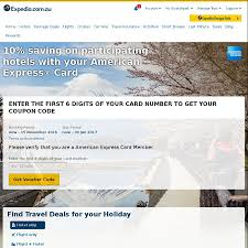 Expedia - Save 10% On Participating Hotels (AmEx Card ... Get 10 Off Expedia Promo Code Singapore October 2019 App Coupon Code Easyrentcars 5 Discount Coupon August 30 Off Offer Expediacom Codeflights Hotels Holidays Promotion Free 50 Hotel Valid Until 9 May Save 25 On Hotel Stays Of 100 Or More Discount From For All Bookings Made