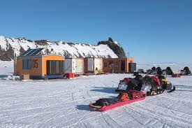 104 Antarctica House Space Has Better Internet Than But That Might Change Scientific American