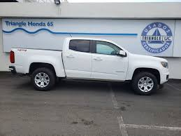 100 Used Colorado Truck 2018 Chevrolet LT At Triangle Dealers Serving Puerto