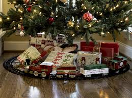 Best Christmas Tree Train Set Electric Sets For Under The Tittle