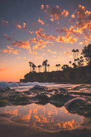 Laguna Beach California Sunset