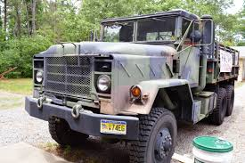 100 5 Ton Military Truck For Sale New Parts 1984 AM General M923 For Sale