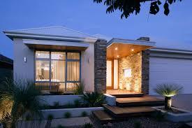 100 Narrow Lot Homes Sydney Single Storey Promenade