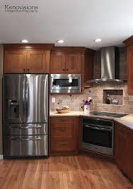 kitchen cabinet lighting image of cabinet led