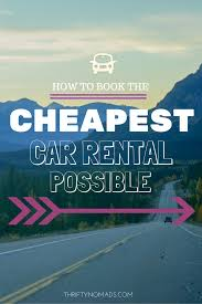 Best 25+ Rental Car Rates Ideas On Pinterest | Cheap Flights ...