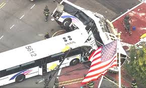 New Jersey Transit Driver, Passenger Killed When 2 Buses Collide In ... Union Firefighters Extricate Driver From Rt 78 Truck Accident 11815 Nj Turnpike I95 Crash Black Ice Trailer Flip Youtube Chesterfield Animation 3 People Killed In Involving Ctortrailer On I280 East Garbage Truck Crashed Into A Wooded Area Of Goffle Brook Park In Man Dies With New Jersey Police Nbc Crashes After Losing Brakes On Hill Hawthorne 1 Dead Overturned Flyengulfed Dump Shuts Down Two 43 Injured School Bus Torn Apart Crash Tractor Trailer Overturns Route 55 Harrison Twp Gloucester 322 Reopens Headon Logan 6abccom