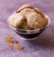 recette de cuisine cookies cookies au thé et au gingembre confit sans gluten les meilleures