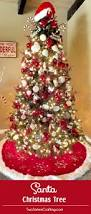 Rice Krispie Christmas Trees Recipe by Santa Christmas Tree Two Sisters Crafting
