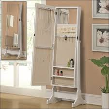 White Mirrored Jewelry Cabinet Armoire Canada by Bedroom Marvelous White Mirror Jewelry Box Jewelry Chest Armoire
