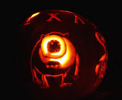 Easy Mike Wazowski Pumpkin Carving Template by Mike Wazowski Pumpkin Template 28 Images 25 Best Ideas About