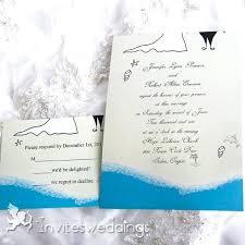 Stunning Simple Beach Wedding Invitations 93 Read