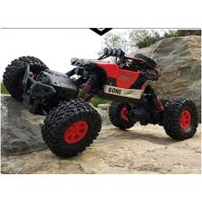 100 Monster Truck Rc 116 Off Road RC Cars 4WD Dual Motors Rechargeable