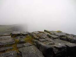 The Cliff Edge At Dun Aonghasa