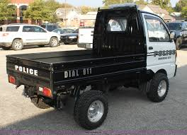 100 Kei Truck For Sale 1991 Mitsubishi Pickup Truck Item H8793 SOLD Decemb