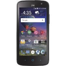 Walmart Family Mobile ZTE Majesty Pro 4G LTE Prepaid Smartphone