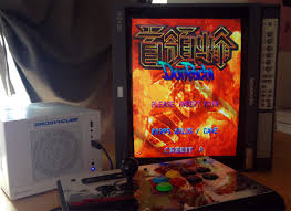 Raspberry Pi Mame Cabinet Tutorial by A Diy Arcade Console That Plays All Your Favorite Games In 240p